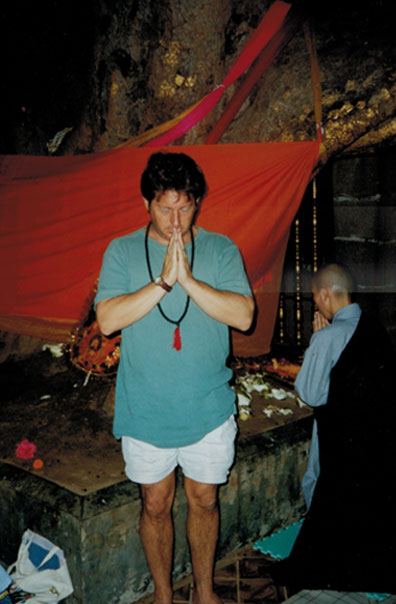 Brian-at-Bodhi-Tree